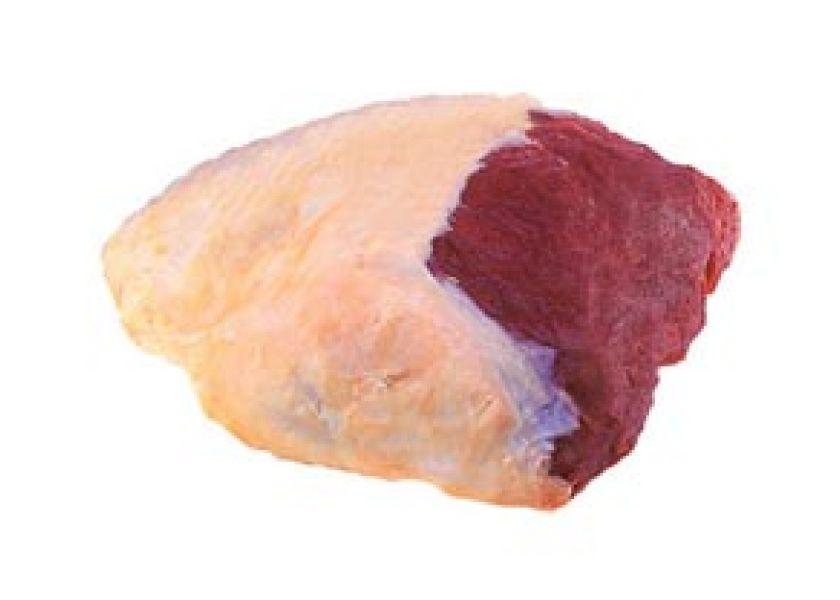 Огузок (ягодичная часть)