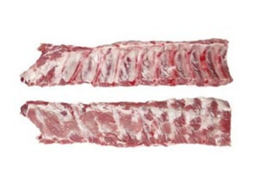 Ребра корейки